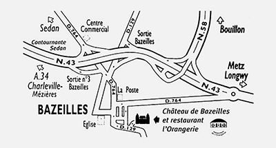 PLAN carte original
